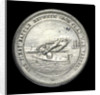 Medal commemorating the action in Hampton Roads, 1862; obverse by unknown