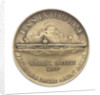 Medal commemorating the aircraft-carrier USS 'Enterprise'; obverse by unknown