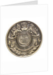 Medal commemorating the 150th anniversary of the battle of New Orleans, 1965; reverse by Angela Gregory
