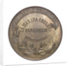 Medal commemorating the visit of the Chilean fleet to Rio de Janeiro, 1897; reverse by unknown