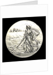 Medal commemorating the reconquest of Argentina, 1807; obverse by Rossi Bellagamba