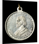 Medal commemorating the discovery of Brazil and Admiral Cabral; obverse by unknown