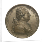 Medal commemorating Louis XVI and the City of Paris; obverse by P.S.B. Duvivier