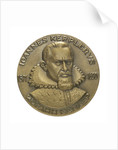 Medal commemorating Keppler symposium, 1971; obverse by unknown