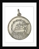 Medal commemorating the Argentinian Training Cruiser 'La Argentina' 10th voyage, 1971; obverse by unknown