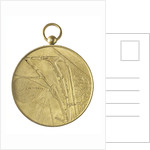 Medal commemorating the inauguration of the Maritime Installations at Ostend, 1905; reverse by unknown