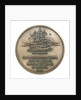 Medal commemorating Captain James Cook (1728-1779); reverse by Historic Medals