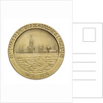 Medal commemorating the centenary of the Brazilian Hydrographic Office, 1976; reverse by unknown