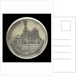 Medal commemorating the Old Royal Observatory, Greenwich; obverse by unknown