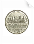 Medal commemorating the SS 'Great Britain', experimental voyage from Bristol to London, 1845; obverse by unknown
