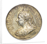 Medal commemorating Queen Victoria's Diamond Jubilee and British Commerce; obverse by Spink & Son Ltd.