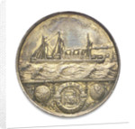 Medal commemorating Queen Victoria's Diamond Jubilee and British Commerce; reverse by Spink & Son Ltd.