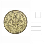 Hudson Bay Company trading token; obverse by unknown