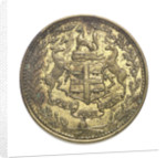 Hudson Bay Company trading token; reverse by unknown