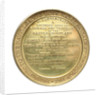 Medal commemorating John Travers Cornwell VC (1900-1916) and the Battle of Jutland, 1916; reverse by Spink & Son Ltd.