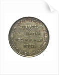 Medal commemorating the loss of  SS 'Matra', 1939; reverse by unknown