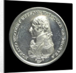 Medal commemorating the centenary of the Battle of Trafalgar 1905; obverse by Spink & Son Ltd.