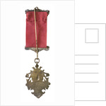 Badge of the Royal Antediluvian Order of Buffaloes; reverse by C & Co.