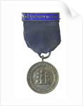 Royal Naval Temperance Society medal; obverse by unknown