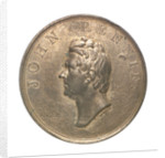 Commemorative medal depicting John Rennie (1761 - 1821); obverse by Bain