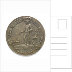 Medal commemorating the voyage of HMS 'Challenger' 1872-1876; obverse by William Birnie Rhind