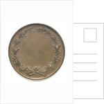 Medal of the Maritime and Piscatorial Exhibition - 1877; reverse by Elkington & Co. Ltd.