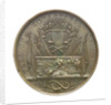 Medal commemorating the fall of Sebastopol, 1855; obverse by unknown
