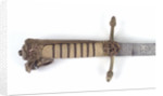 Chinese Maritime Customs dirk by Wilkinson