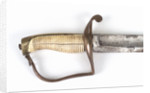 Hilt of hanger by unknown