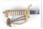Solid half-basket hilted sword by Gieves