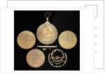 Astrolabe: dismounted reverse by unknown