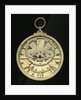 Caird Astrolabe: mounted obverse by unknown