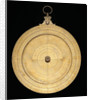 Astrolabe: mounted obverse by Heidelberg School