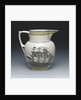 Earthenware jug by Worthington