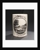 Creamware mug by unknown