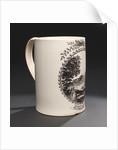 Creamware mug by unknown