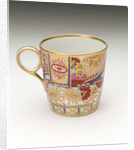 Japan pattern cup by Chamberlains & Co.