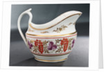 Milk jug, part of a set reputedly belonging to Vice-Admiral Horatio Nelson (1758-1805) by unknown