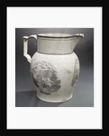 Earthenware jug by unknown