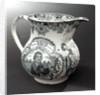 Earthenware jug by unknown