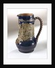 Trafalgar centenary commemorative hot water jug by Doulton & Co. Ltd.
