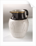 Stoneware jug by T. & J. Hollins
