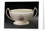 Creamware soup tureen by Worthington