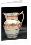 Porcelain jug by Flight & Barr