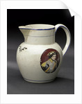 Pearlware jug by unknown