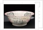 Earthenware bowl by Dixon & Co.