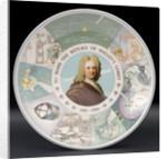 Earthenware plate by Josiah Wedgwood & Sons Ltd.