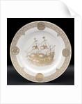 Plate by Josiah Spode