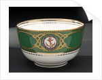 Bowl used on HMY 'Victoria and Albert' (1899) by W.T. Copeland & Sons Ltd.