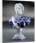 Bust depicting Vice-Admiral Horatio Nelson (1758-1805) by unknown